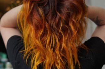 Sunflower Hair Color
