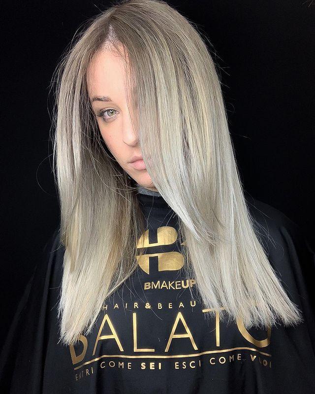 Ash Blonde Gray