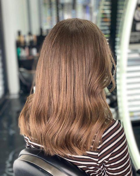 Sandy brown hair ideas